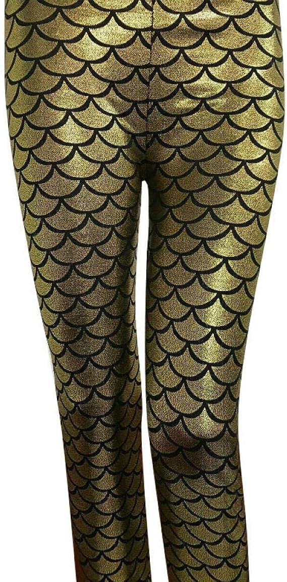 Filoviri Leggings Femme Pantalon de Yoga Taille Haute