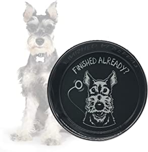 Dog Food Bowl for Large Dogs, Medium Dogs, Anti-Slip Design, Melamine Dog Bowl, Large Pet Bowl