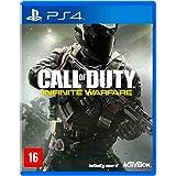 Jogo Call of Duty Infinite Warfare - Ps4 Mídia Física Usado