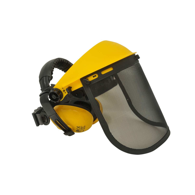 Viwanda - Kit de Protecció n para Cara y Oí dos (Visor de Rejilla)