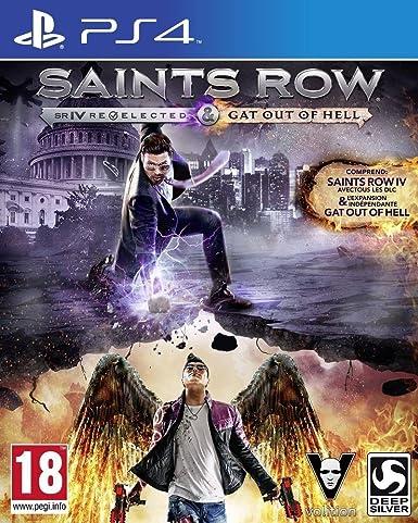 Saints Row 4 rencontres potes