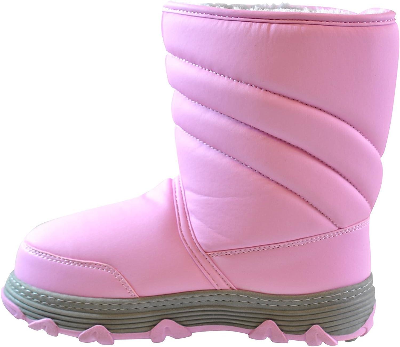 Khombu Neptune Boys and Girls Snow Boot