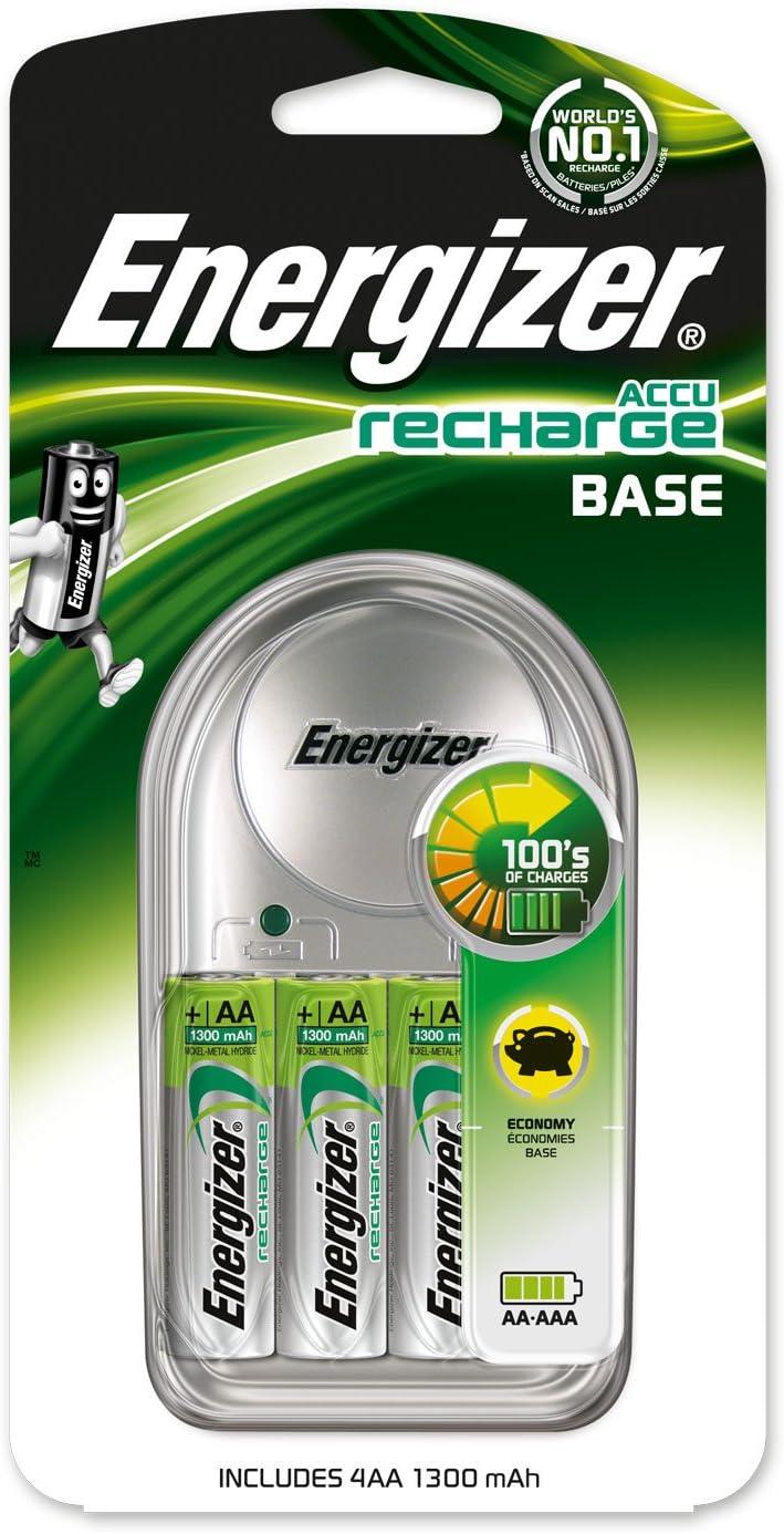 Energizer 635078 Akku Ladegerät Elektronik