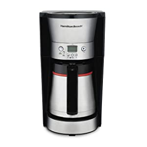 Hamilton Beach 46899A Coffee Maker, One size Stainless steel