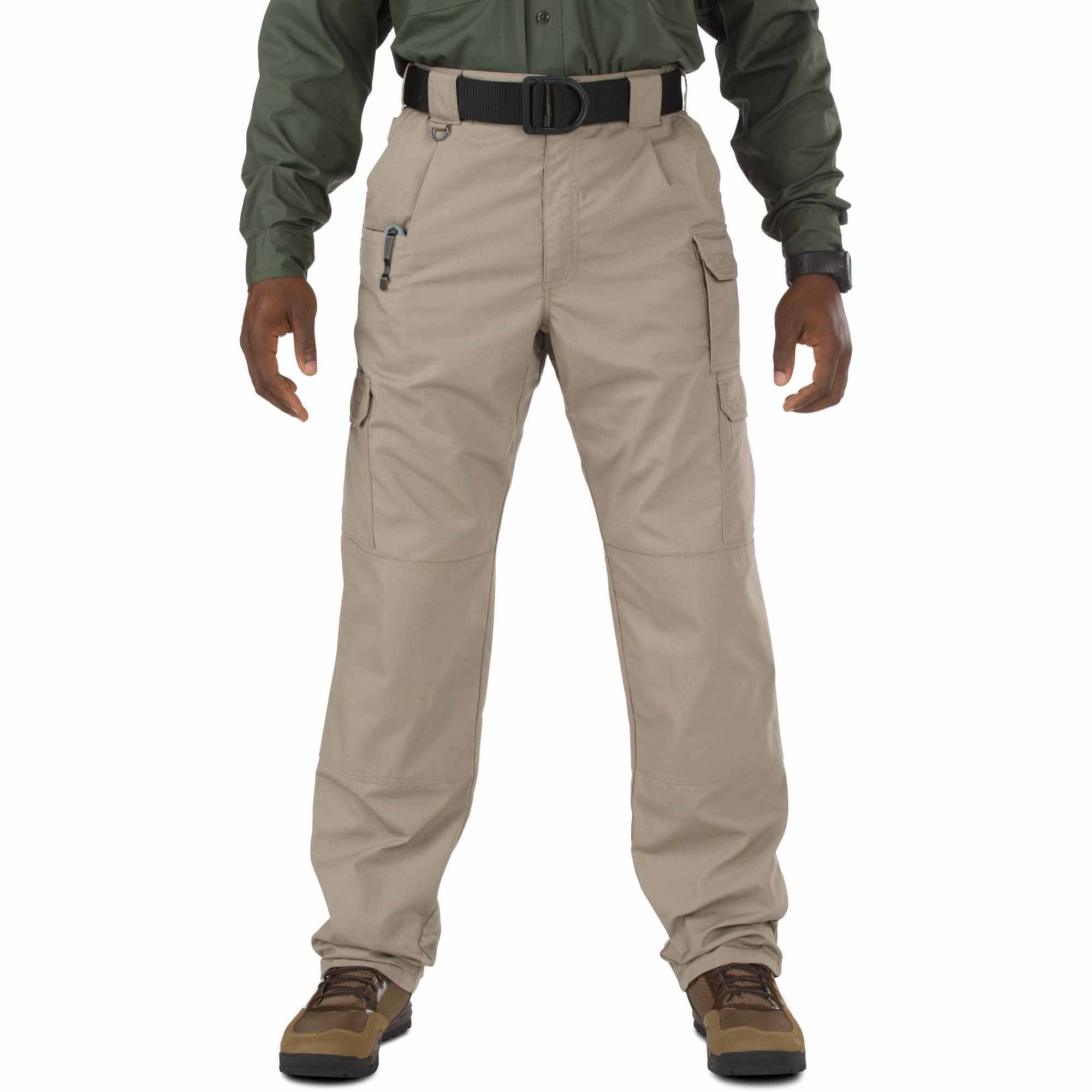 5.11 Men's TACLITE Pro Tactical Pants, Style 74273, Stone, 32Wx34L by 5.11 (Image #4)