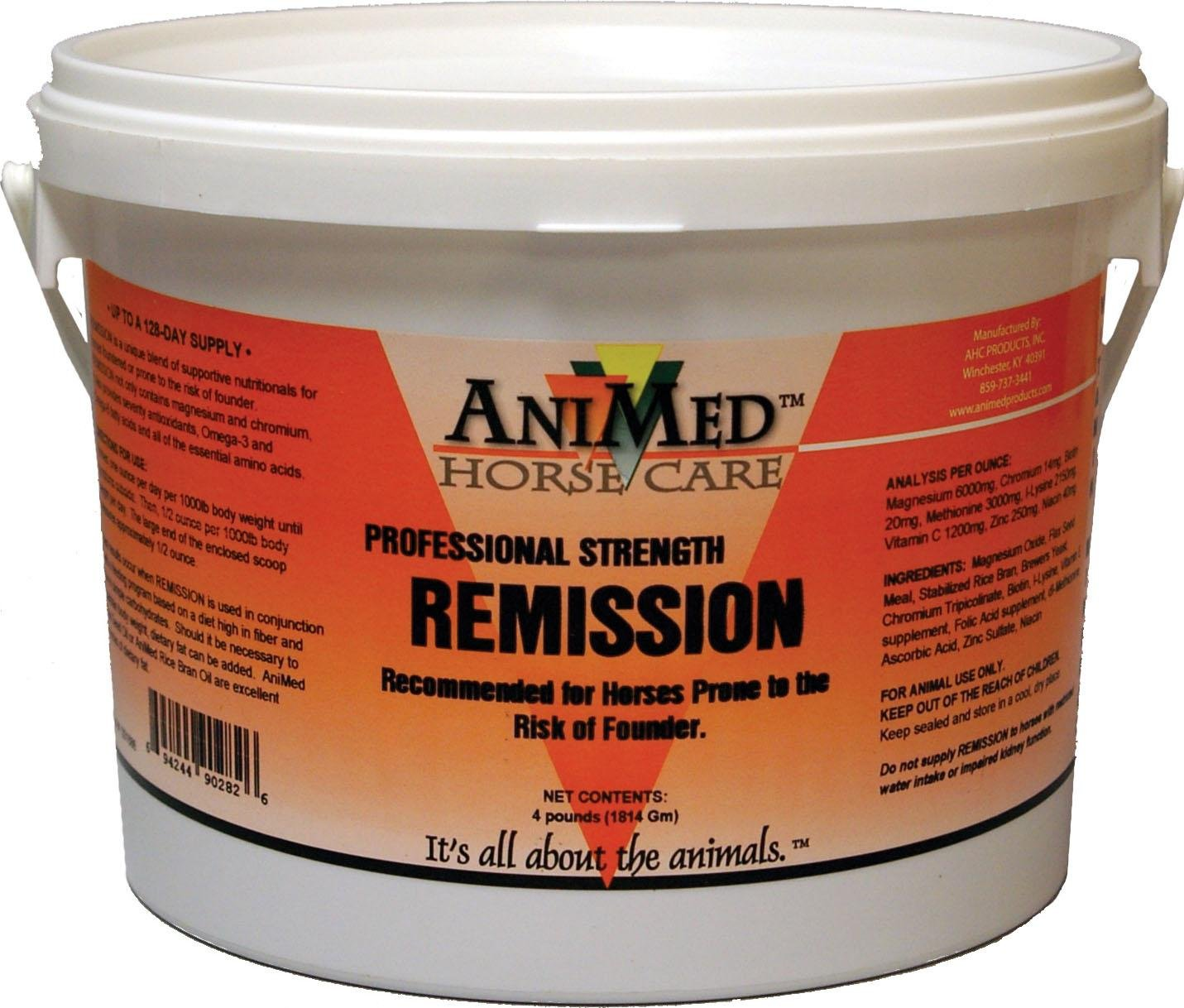 ANIMED D Remission Founder Treatment for Horses 4 Pound
