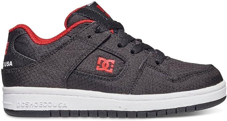 DC Kids' Manteca TX SE Skate Shoe