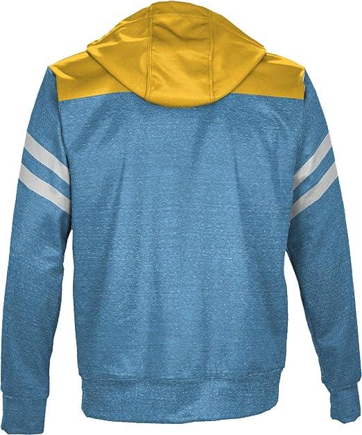 Geo ProSphere Morgan State University Girls Zipper Hoodie School Spirit Sweatshirt