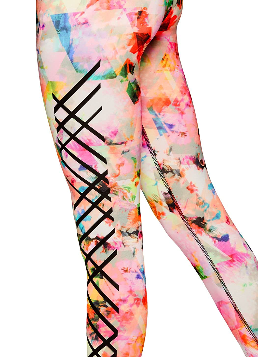 RBX Active Women/'s Printed Running Workout Yoga Leggings ACR6-28-PRINT