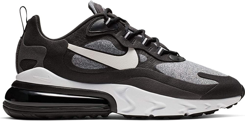 Nike Air Max 270 React Mens Ao4971-001 Size 7 (7) Black
