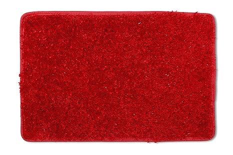 Skipper Polyester Door Mat   Red Carpets   Rugs