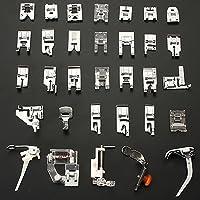 Cle de tous Kit de 15 pieds de biche multifonctions pour machine à coudre