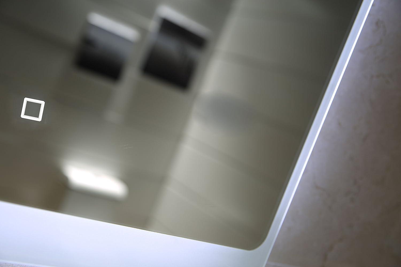 LED-Beleuchtung Touch Touch Touch Schalter Badspiegel GS044 Lichtspiegel Wandspiegel (40 x 60 cm) da8a67