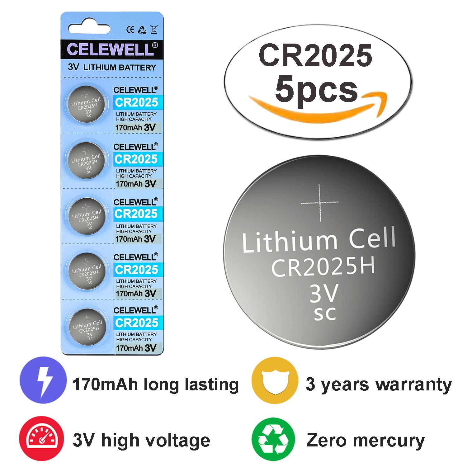 Best Of Cr2025 Battery Equivalent Chart