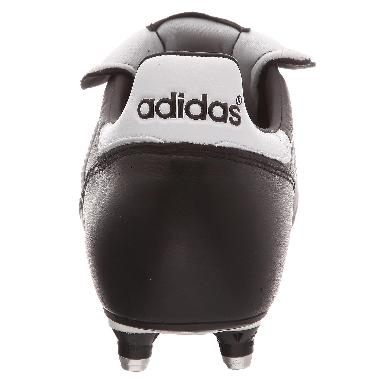 adidas Mundial Goal - Zapatillas de fútbol de Piel Unisex: Amazon.es: Zapatos y complementos