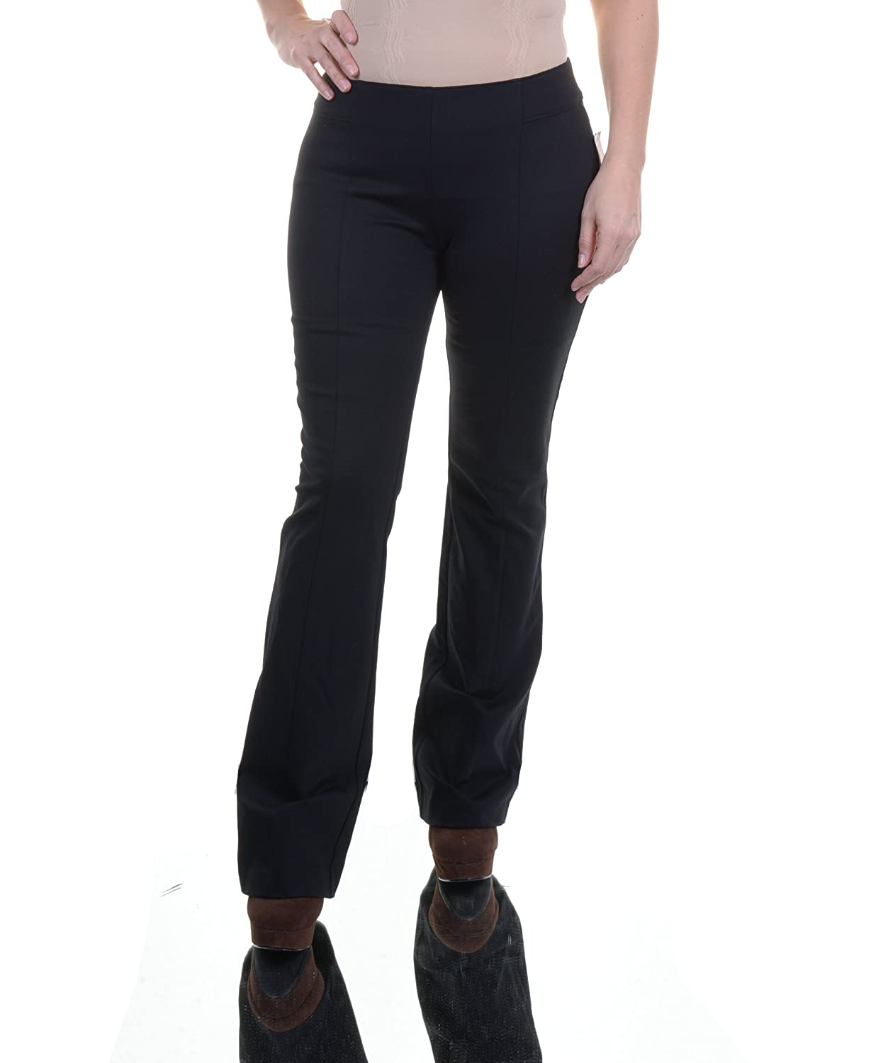 Luxury Home  Womens  Pants  Sanctuary Black Bootcut Courier MYP37860XL