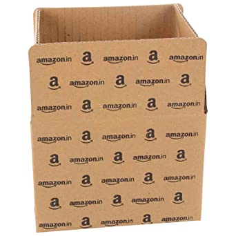 Packman Manufactured Amazon Branded Corrugated Packaging Boxes