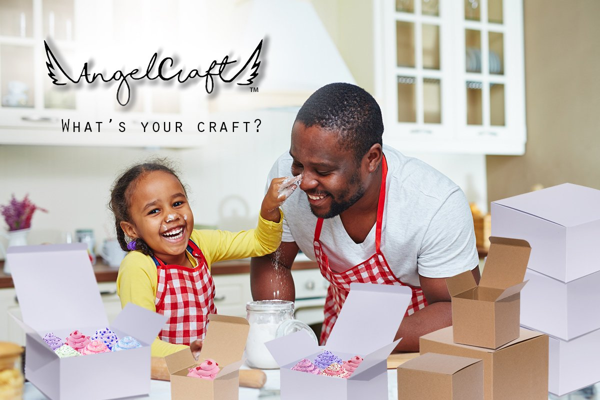 ANGELCRAFT Brown Kraft Gift Box 3x3x3 inch Cupcake Box, Wedding Party Favor, Bakery Box, Holiday Gift Box, Party Boxes 50-Pack by AngelCraft (Image #6)