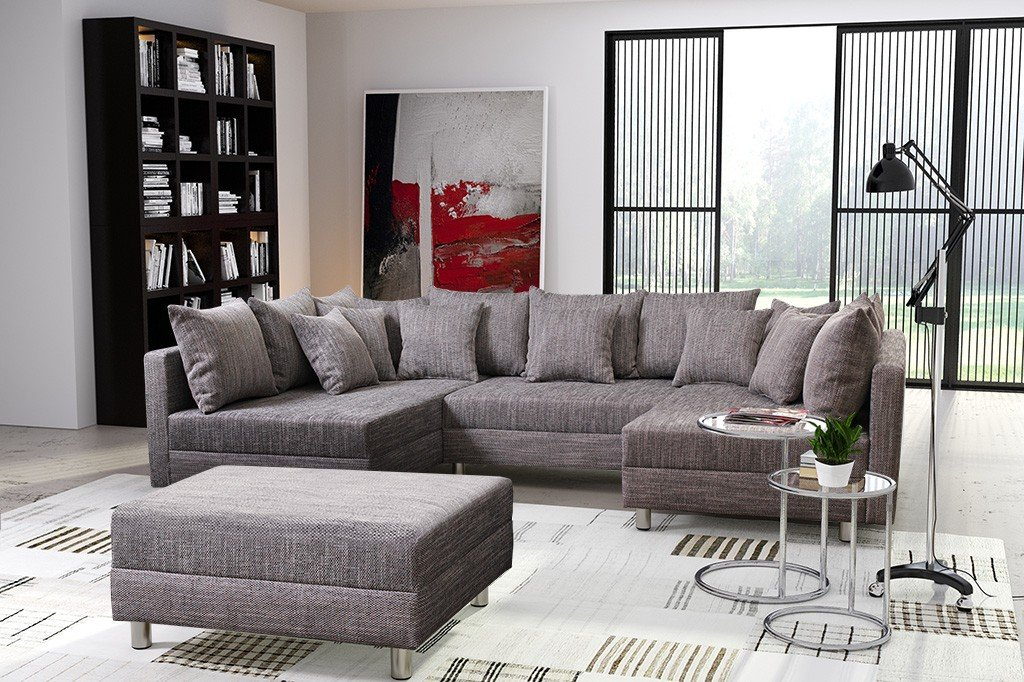 couch ecksofa affordable leder ecksofa kw himolla cameo. Black Bedroom Furniture Sets. Home Design Ideas