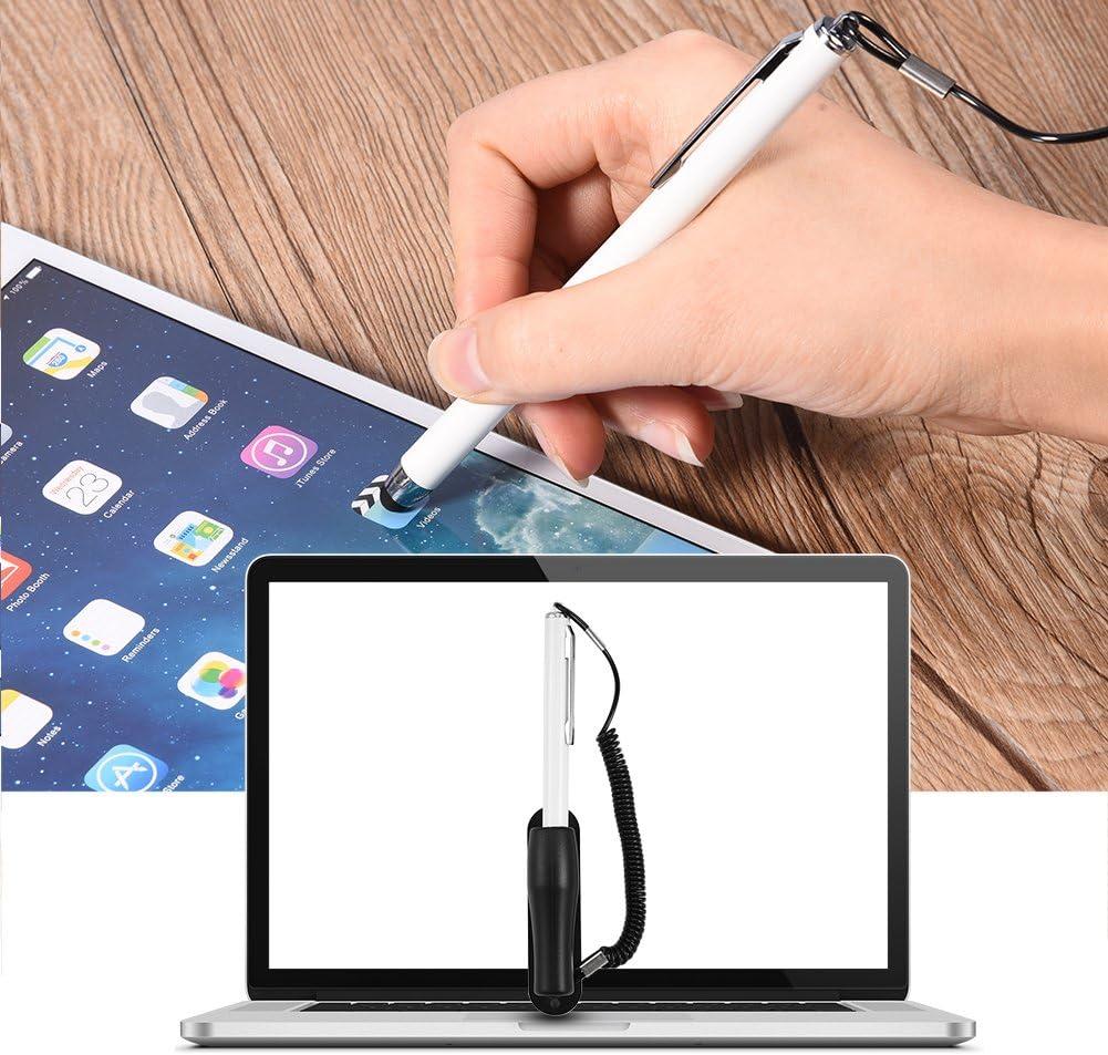 AntiGraffio Penna Stilo Touch Capacitivo Universale di Ricambio con Elevata Sensibilit/à Anti-Impronte per Telefono Cellulare//Tablet ASHATA Stilo Touch Pen