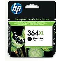 HP CN684EE 364XL High Yield Original Ink Cartridge, Black, Pack of 1