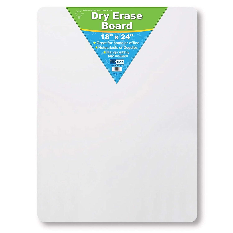 Flipside 32 x 40 3//16 White Foam Bulk Pack of 10 32400-10