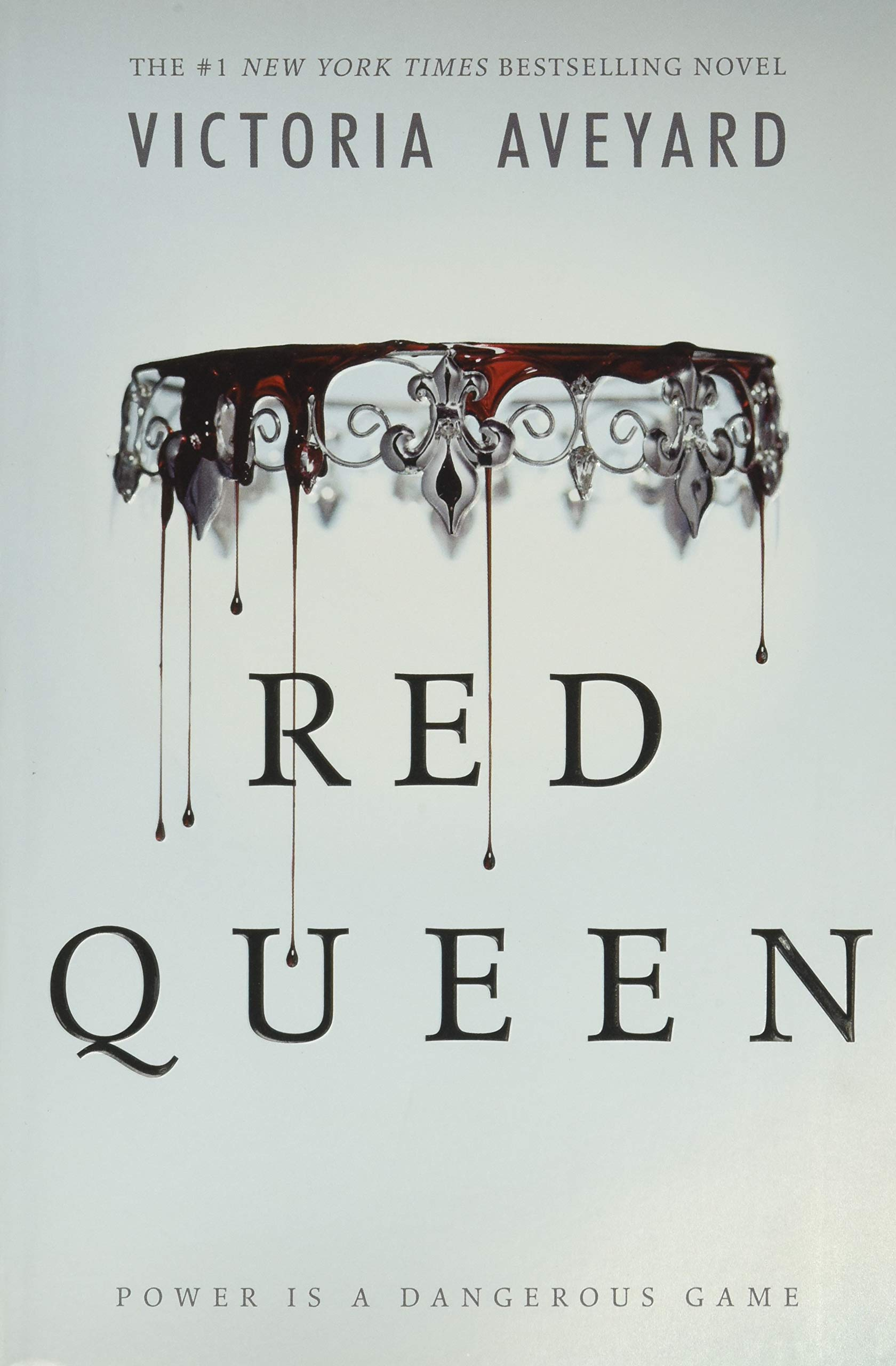 Amazon.com: Red Queen (Red Queen, 1) (9780062310644): Aveyard, Victoria:  Books
