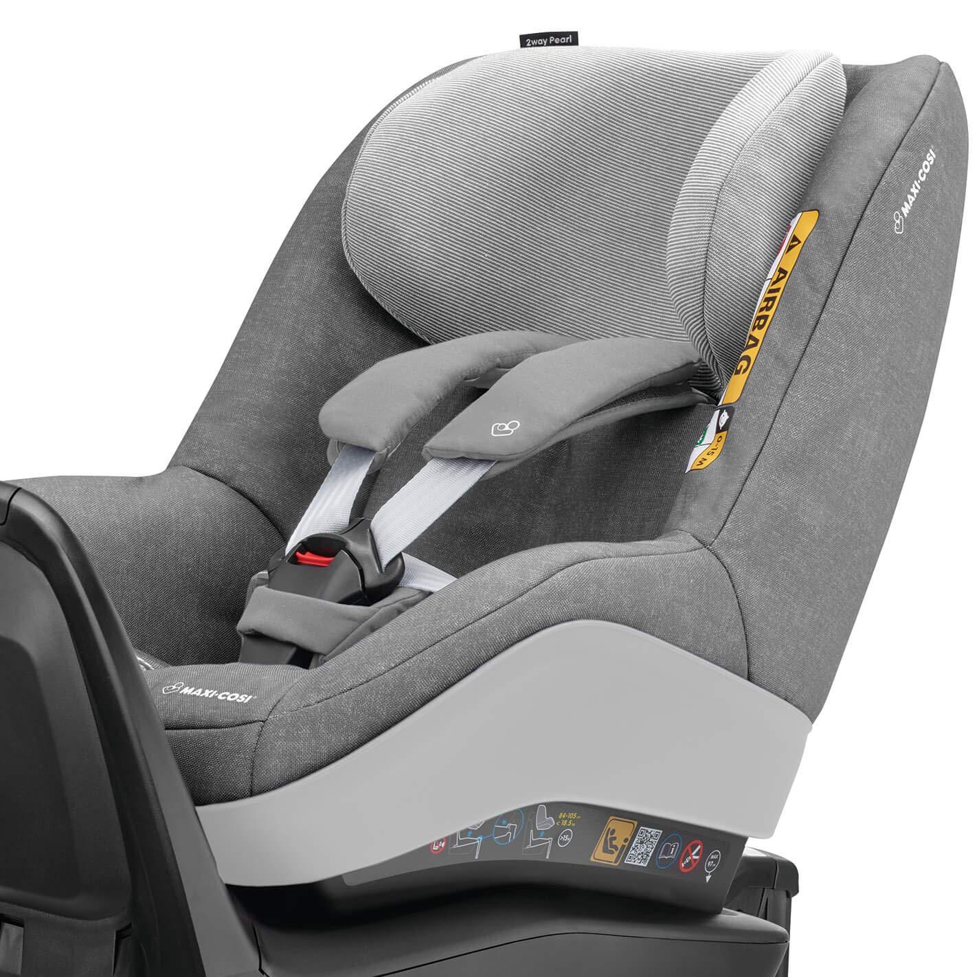 Nomad Grey Maxi Cosi 2wayPearl Ersatzbezug