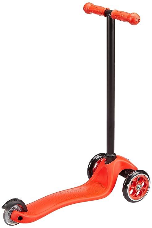 Amazon.com: Globber - Patinete de 3 ruedas con bloqueo de ...