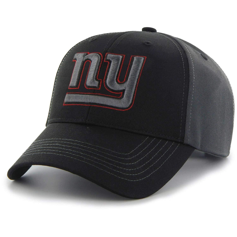 Fan Favorite NFL New York - Gorro de Pelota Negra Ajustable ...