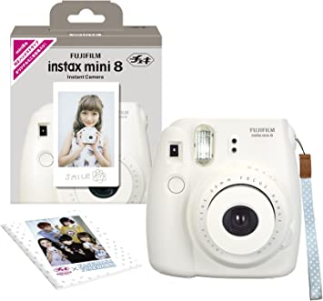 Fujifilm INS MINI 8 WHITE N product image 9