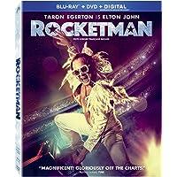Rocketman [Blu-ray + DVD + Digital]