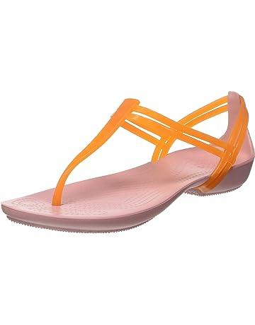 63a32e78dee4 Crocs Women s Isabella T-Strap