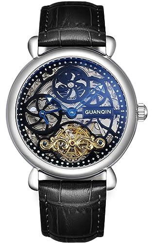 Lover Pareja Multicolor Relojes para Hombre Mujer Correa Cuero Cuarzo Reloj Hombre Deportivo Mujer Vestido Muñequera Reloj Pareja Regalo: GQ: Amazon.es: ...