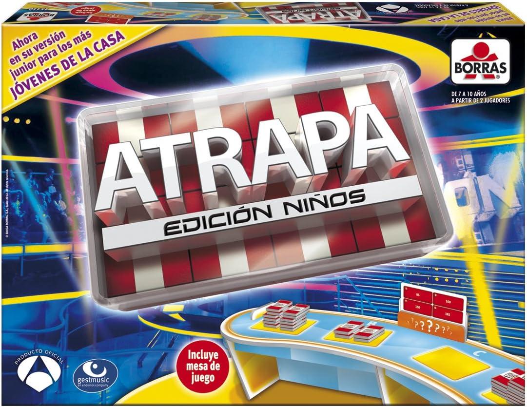 Educa Borrás 15440 - Atrapa. Edicion Niños: Amazon.es: Juguetes y ...