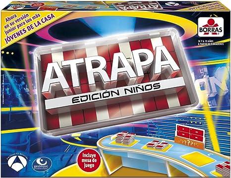 Educa Borrás 15440 - Atrapa. Edicion Niños: Amazon.es: Juguetes y juegos