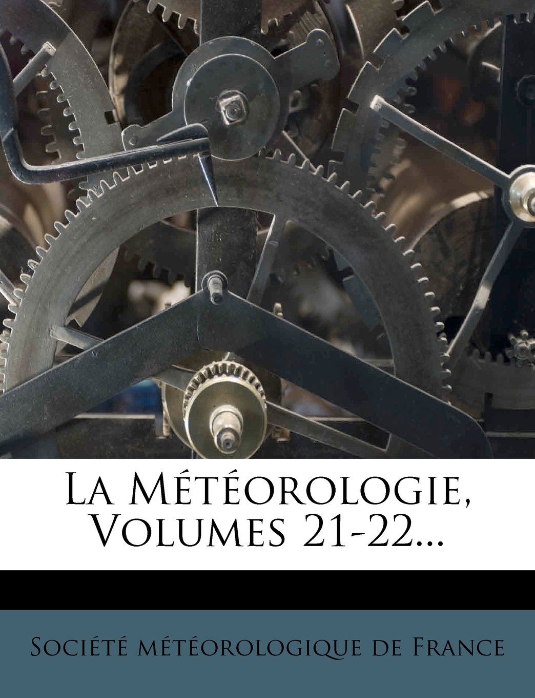 La Meteorologie, Volumes 21-22... (French Edition) PDF