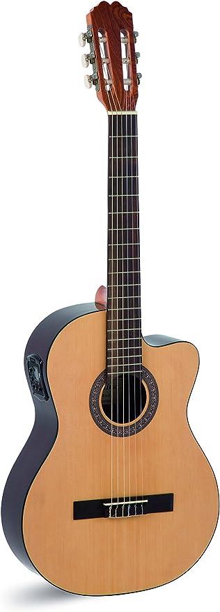 Admira - Guitarra Sara Electrificada Cutaway: Amazon.es ...
