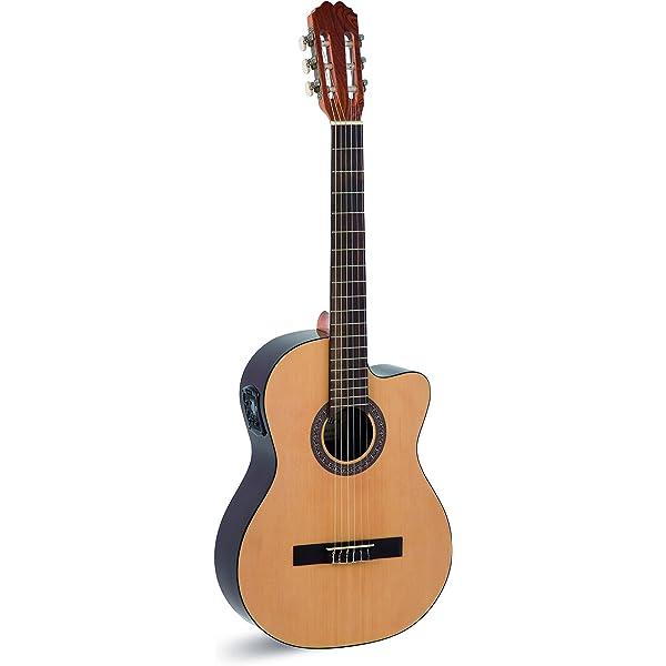 Admira Sara EC - Guitarra Electrificada,Cutaway, Tamaño 4/4: Amazon.es: Instrumentos musicales