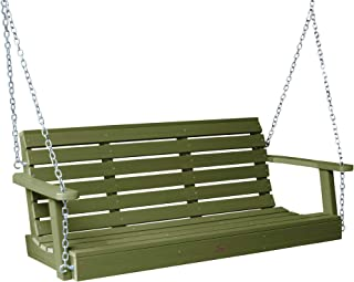 product image for highwood AD-PORW1-SGE Weatherly Porch Swing, 5 Feet, Dried Sage