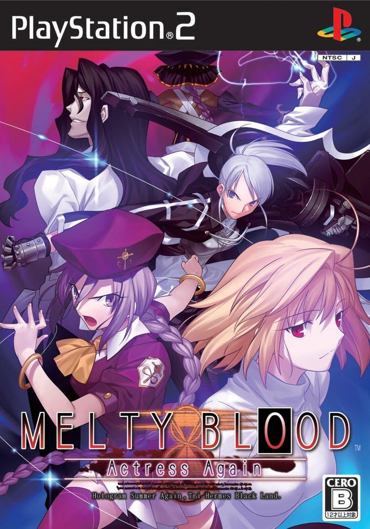 juego melty blood para pc