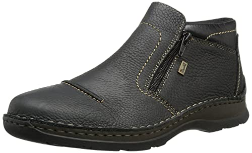 Rieker Men's Redwood Casual Twin Zip Shoe Boots