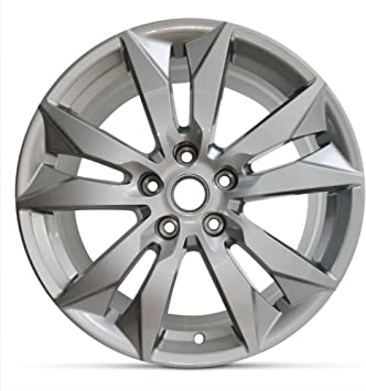 """New 18/"""" Replacement Rim for Chevrolet Impala 2015-2019 Wheel Silver"""