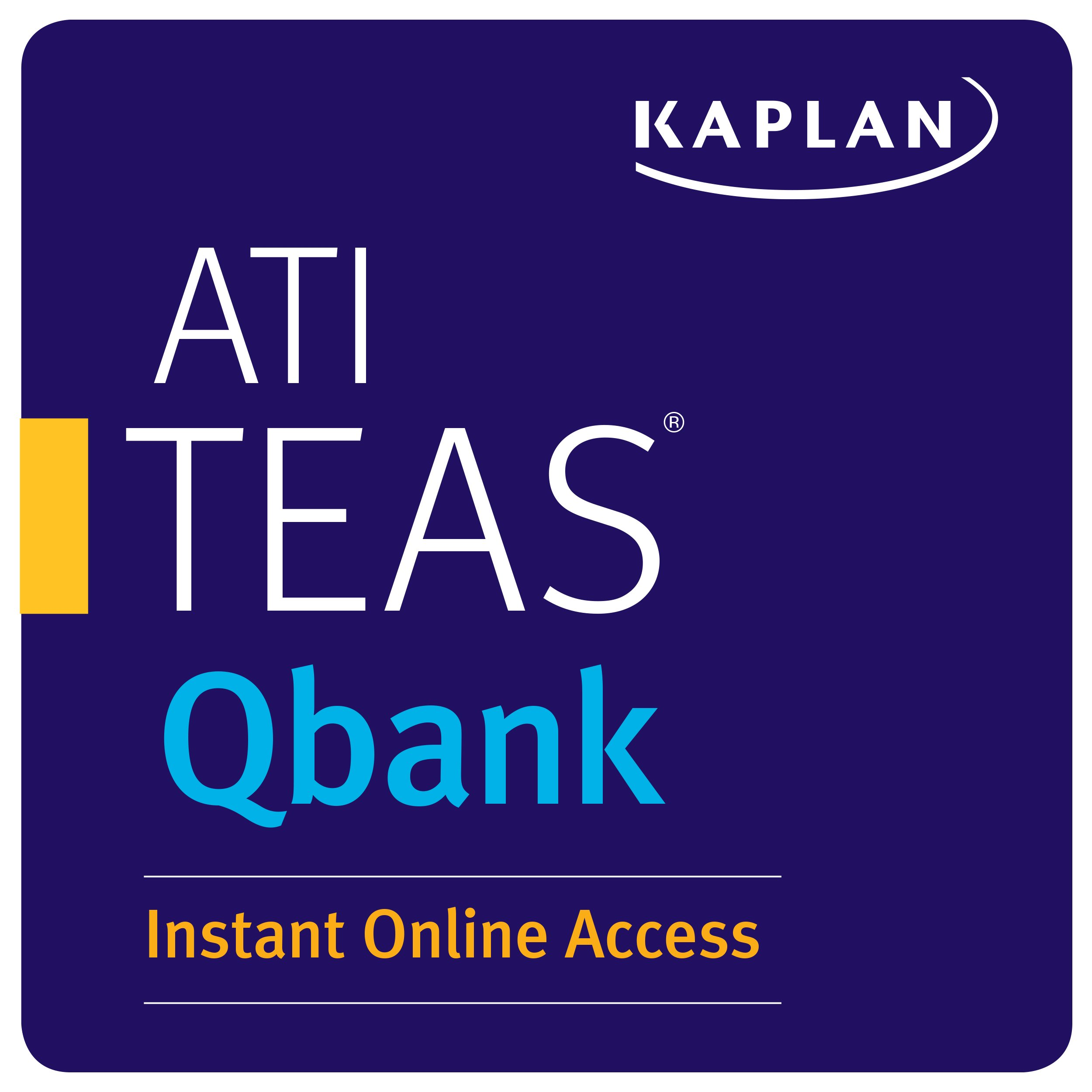 ATI TEAS Qbank | 1 month access by Kaplan Nursing