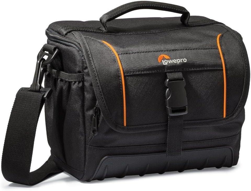 Lowepro Adventura SH 160 II - Bolsa para cámara réflex, Negro ...