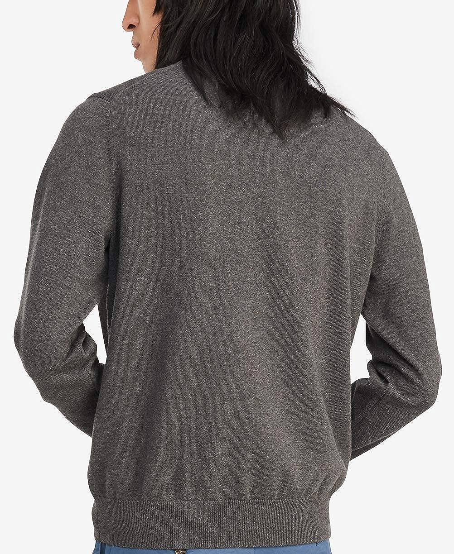 Tommy Hilfiger Mens Cotton Crew Neck Sweater