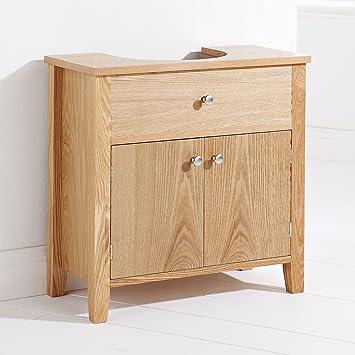 Mountrose Ashley - Mueble para baño con 1 cajón y 2 puertas: Amazon ...