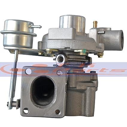 Amazon.com: TKParts New GT1544S 708847-5002S 708847-0001 Turbo Charger For ALFA Romeo 147;FIAT Doblo M724 M724.19 1.9L 105HP: Automotive