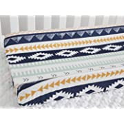 Baby Boy Crib Bedding Aztec Changing Pad Cover (Aztec)