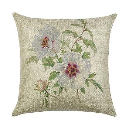 Hengjiang 120g spessore cuscino Covers Nordic semplice stile fiori ...